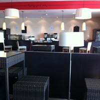 Photo taken at Brussels Airlines Business Lounge by Bart L. on 6/3/2011