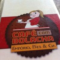 Photo taken at Café Com Bolacha by Ricardo B. on 10/31/2011