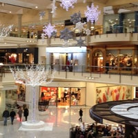 Photo taken at Tysons Galleria by Michael M. on 12/7/2011