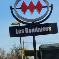 Photo taken at Metro Los Dominicos by Jorge B. on 8/8/2012