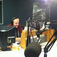 Photo taken at 1450 WCTC & Magic 98.3 Broadcast Center by Luis O D. on 6/26/2012