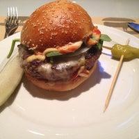 Photo taken at Bourbon Steak by Dwayne H  on 8/22/2012