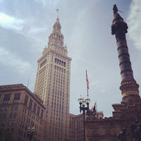 Photo taken at Public Square by Joey M. on 7/22/2012