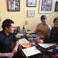 Photo taken at Buenos Aires Pizzeria by Luis M. on 5/11/2012