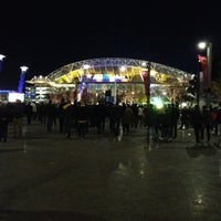 Photo taken at ANZ Stadium by Juan Ignacio M. on 8/18/2012