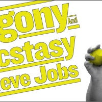 Photo taken at The Agony and the Ecstasy of Steve Jobs at The Public Theater by The Public Theater on 3/6/2012