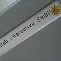 Photo taken at Notch Interactive Gmbh by FranzFriedrich on 5/15/2012