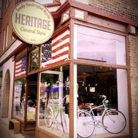 Photo taken at Heritage Bicycles by Darren W. on 7/24/2012
