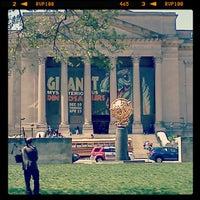 Photo taken at Logan Square by Tim F. on 4/5/2012