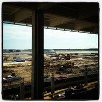 Photo taken at Terminal B by Vitor F. on 4/19/2012