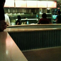 Photo taken at Chipotle Mexican Grill by Ronald G. on 5/22/2012