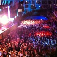 Photo taken at Ibiza Rocks Hotel by Tendenciastv on 7/6/2012