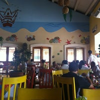 Photo taken at Mariscos Tino's by CARLOS G. on 7/28/2012