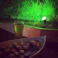 Photo taken at Japinha Sake Bar by Wesley C. on 4/22/2012