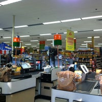 Photo taken at Shaws Supermarket by Maria S. on 6/25/2012