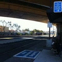 Photo taken at South San Francisco Caltrain Station by Ryan G. on 8/13/2012