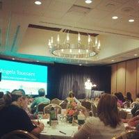 Photo taken at Hilton Bellevue by April W. on 5/19/2012