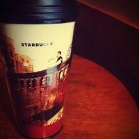 Photo taken at Starbucks by imBoOkiiez T. on 4/11/2012