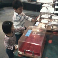 Photo taken at Petrosains by Fiza A. on 5/29/2012