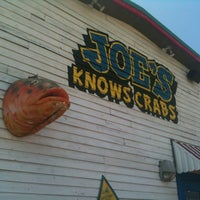 Photo taken at Joe's Crab Shack by John Y. on 4/12/2012