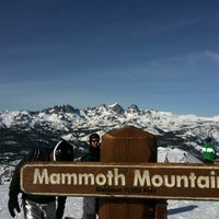 Photo taken at Mammoth Mountain Ski Resort by Nick S. on 1/15/2011