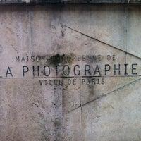 Photo taken at Maison Européenne de la Photographie by DP on 2/25/2011