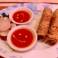 Photo taken at Wu's Fine Chinese Cuisine by Han N. on 6/20/2011