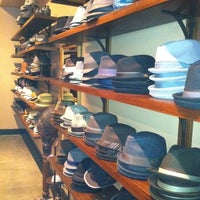 Photo taken at Goorin Bros. Hat Shop - French Quarter by Austin L. on 10/8/2011