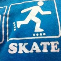 Photo taken at Skatepark Eeklo by Dieter v. on 6/18/2012