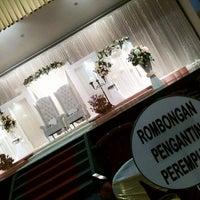 Photo taken at Dewan Gemilang, Yayasan Felda @ Kelana Jaya by Sharon T. on 4/15/2012