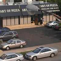 Photo taken at The Art of Pizza by Andre D. on 7/5/2012