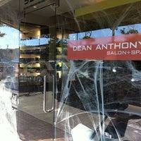 Photo taken at Dean Anthony Salon+Spa by Ken K. on 10/8/2011