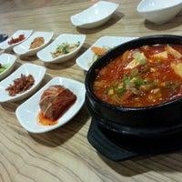 Photo taken at Da Sa Rang Korea BBQ Restaurant by TJ H. on 8/17/2012