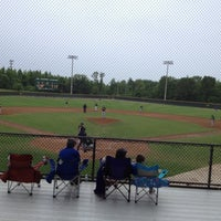 Photo taken at Joe Cannon Stadium by Grant C. on 5/14/2012