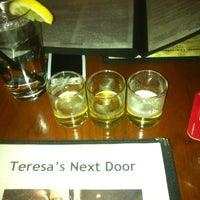 Photo taken at Teresa's Next Door by Brandy C. on 4/7/2012