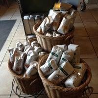 Photo taken at Starbucks by Javier F. on 3/23/2012