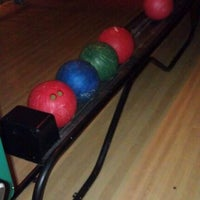 Photo taken at Bowlingbaan. Huttenheugte by Estelle H. on 1/1/2012