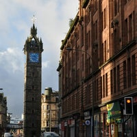 Photo taken at Glasgow Cross by Yusri Echman on 7/17/2012