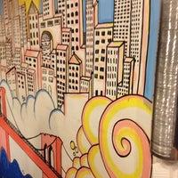 Photo taken at Macaron Café by Tathiana R. on 8/27/2012