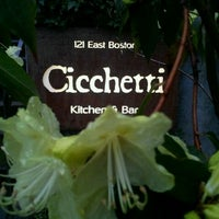 Photo taken at Cicchetti by Josh B. on 3/30/2011