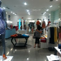 Photo taken at GUESS by Marciano by Katie G. on 6/2/2012
