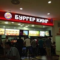 Photo taken at Burger King by Sashka) on 7/18/2012