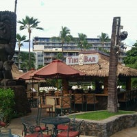 Photo taken at Tiki Bar by Brad B. on 9/22/2011