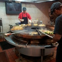 Photo taken at CrazyFire Mongolian Grill by Don P. on 8/2/2012