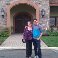 Photo taken at Ruby Hill Winery by Paul V. on 11/12/2011