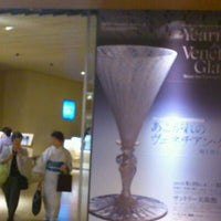 Photo taken at Suntory Museum of Art by Hajime K. on 9/24/2011