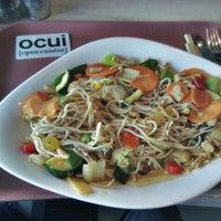 Photo taken at ocui [open cuisine] by icyerasor on 10/22/2011