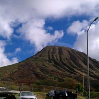 Photo taken at Koko Head Crater Trail by Fay M. on 10/20/2011