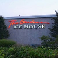 Photo taken at The Gardens Ice House by Craig C. on 8/5/2012