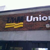Photo taken at UWM Student Union by Brandon R. on 9/11/2011